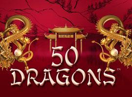 50 Dragons - Reseña de  tragamonedas Gratis