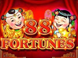 88 Fortunes - Reseña de  tragamonedas Gratis