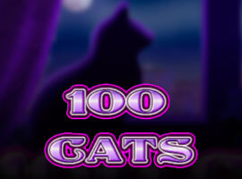 100 cats - Reseña de  tragamonedas Gratis