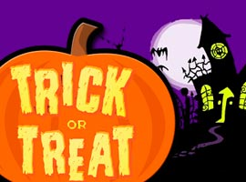 Trick of Treat - Reseña de  tragamonedas Gratis