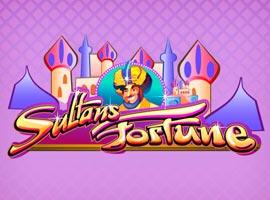Sultan's Fortune - Reseña de  tragamonedas Gratis