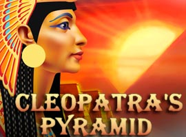 Cleopatra's Pyramid - Reseña de  tragamonedas Gratis