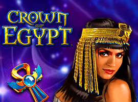 Crown of Egypt - Reseña de  tragamonedas Gratis