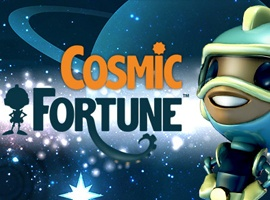 Cosmic Fortune Pokie Review