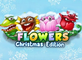 Flowers: Christmas Edition Pokie Review