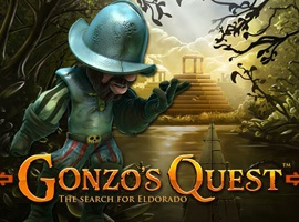 Gonzo\'s Quest Pokie Review