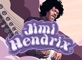 Jimi Hendrix Pokie Review