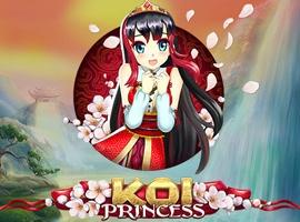 Koi Princess Pokie Review