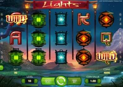 Lights Pokie Review