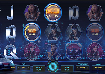 Drive: Multiplier Mayhem Pokie Review