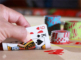 Online Baccarat - play card game for free