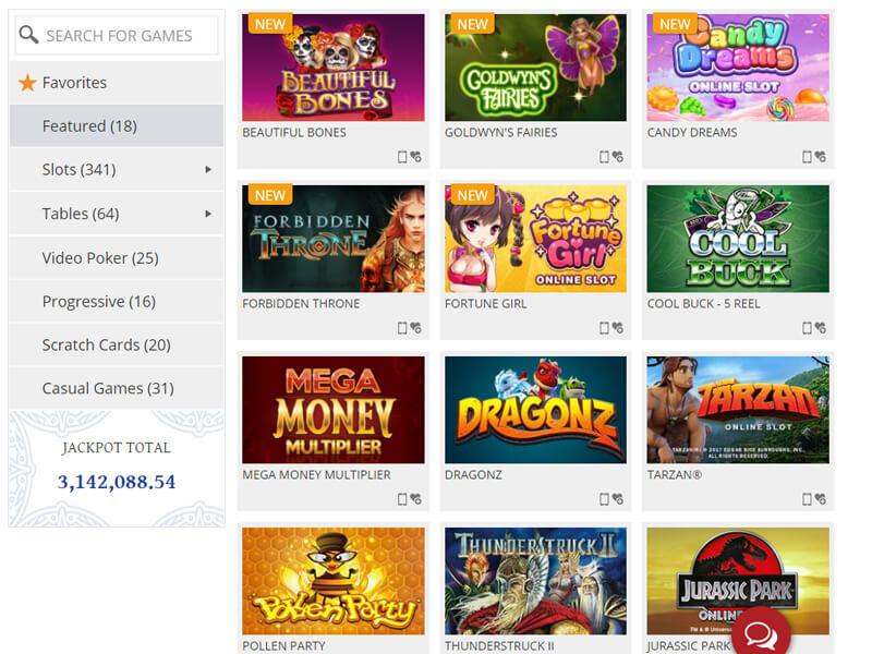 7Sultans Casino Online