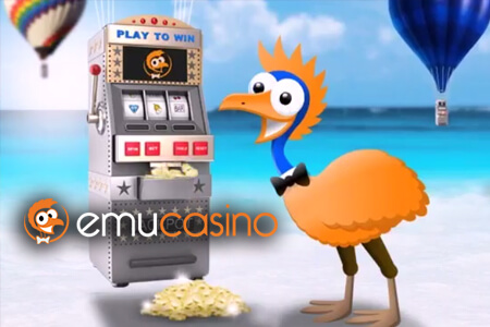 Popular games at EmuCasino