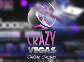 Crazy Vegas deposit methods and promotions