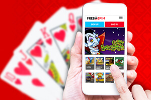Coming right up: Free Spin Casino Review – powered by Realtime Gaming
