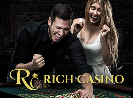 Rich Casino deposit methods and promotions
