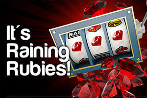 We've got a review of Ruby Slots