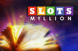 Online casino games available at SlotsMillion