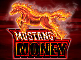 Player's Paradise Slots - Mustang Money