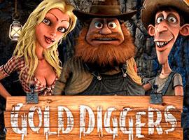Gold Digger Spiel