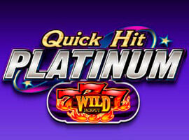 Your Only Chance to Play in Las Vegas with Quick Hit Las Vegas!