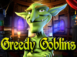 Play Greedy Goblins slot for Free and Win for Real!