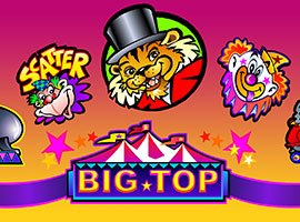 The Big Top Slot Game Has Been Reviewed Here.