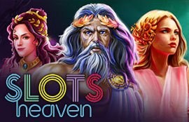 Review for Slots Heaven Casino – A taste of Heaven in the Gaming World