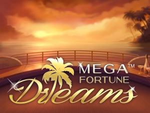 Mega Fortune Dreams tragaperras