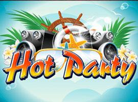 Hot party slot – daj się porwać nad morze