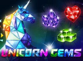 Unicorn Gem slot – graj i wygrywaj jak w najpiękniejszym śnie
