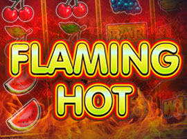 Wild Cards în Flaming Hot Slot Online