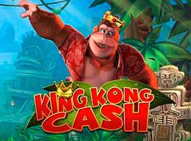 Bonusuri in King Kong Cash Slot
