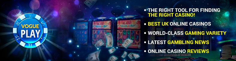 You can win more with online casinos - UK.VoguePlay