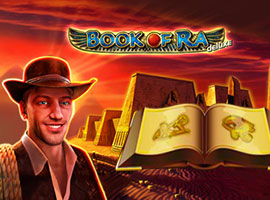 Book of Ra Deluxe free casino game is available at uk.vogueplay.com