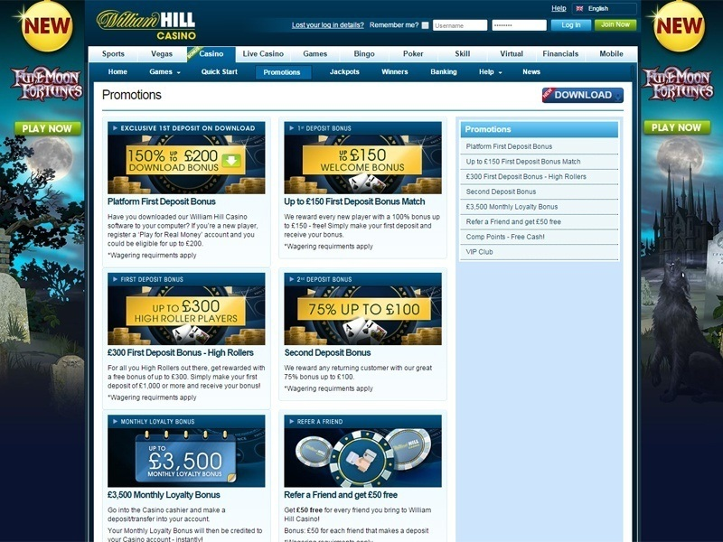 online casino william hill slot sizzling hot