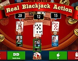 Blackjack play online for free