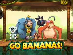 Go Bananas slot launched