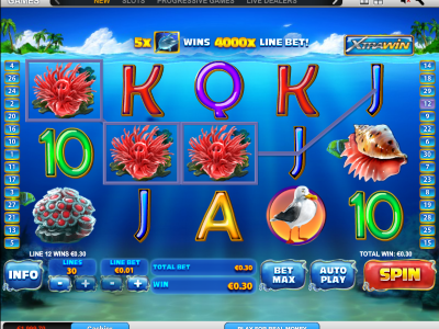 Play Dolphin Cash Online Slots at Casino.com UK