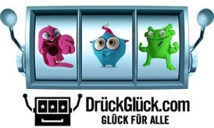 Large-scale TV promotional campaign of DrückGlück casino