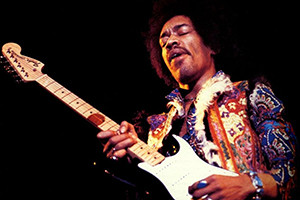 Rock n Roll Year with NetEnt and its slot Jimmi Hendrix