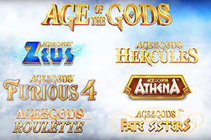 Age of the Gods by Playtech is ready to conquer the world