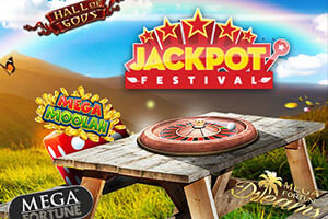 Exclusive jackpots wait for you at Leo Vegas