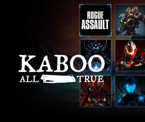 Fight the Rogues at Kaboo online casino