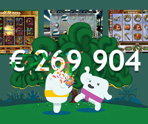 Players at Casumo Casino won thousands of euros during one week