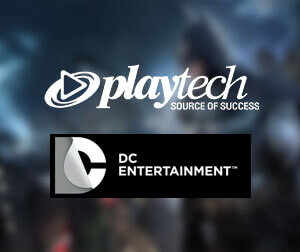 Playtech and Warner Bros. will start Batman series slots