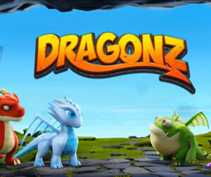 New Release of Microgaming full of Dragonz