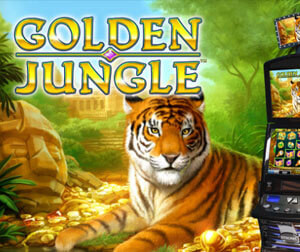 Online life of a popular land-based casino slot Golden Jungle