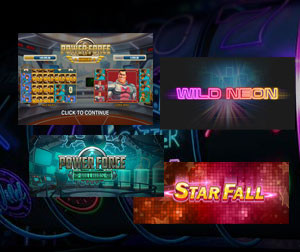 4 New Slot Games Introduced By Push Gaming Company