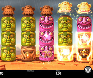 New release of the famous slot Turning Totems